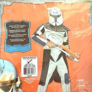 Captain Rex Clone Trooper size 8-10